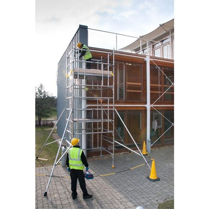 Boss AGR Single Width x 2.5m Scaffold Towers