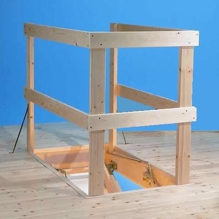 Timber Balustrade Kit