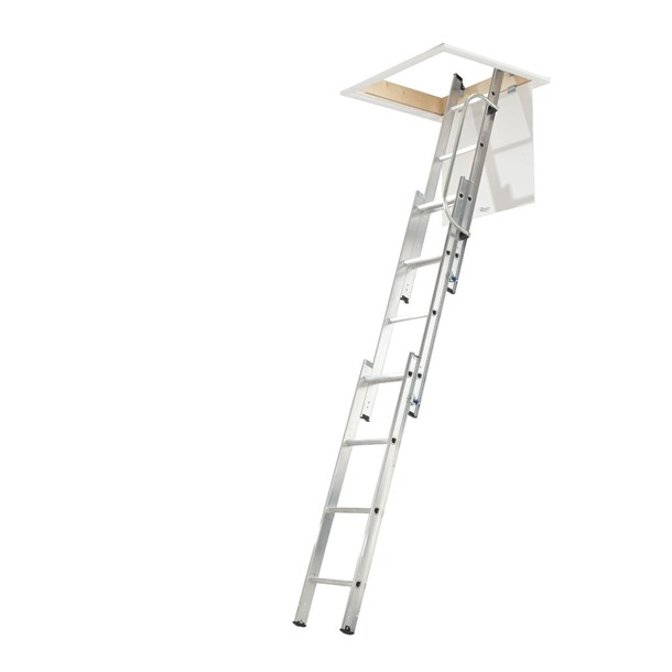 Abru 3 Section Loft Ladder