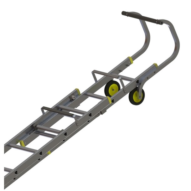 Youngman Double Section Roof Ladder