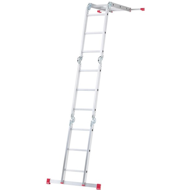 Multi-Purpose Ladder 12 in 1 with Platform