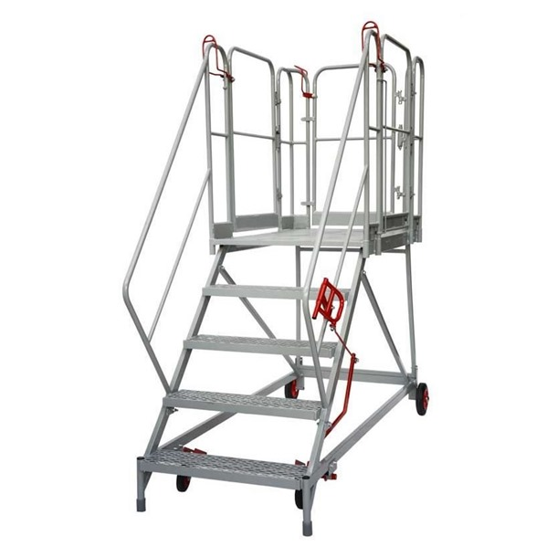 Galvanised Fort Easy Slope Access Platform
