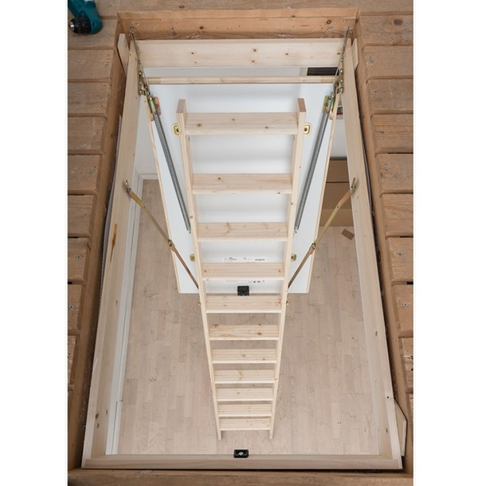Dolle Hobby (1150 x 570) Wooden Loft Ladder