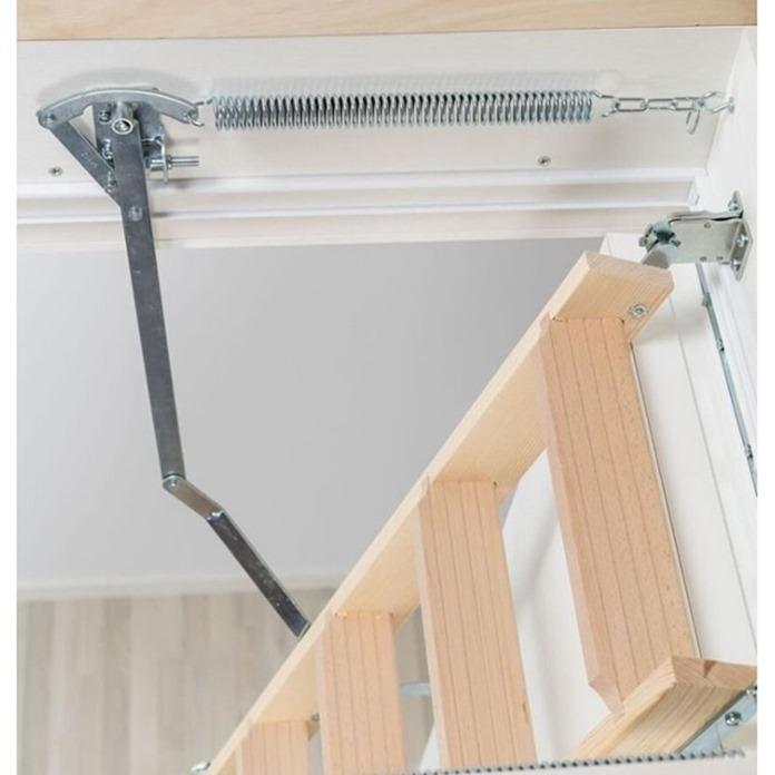 Dolle ClickFix 76 Loft Ladder (1200 x 700mm)