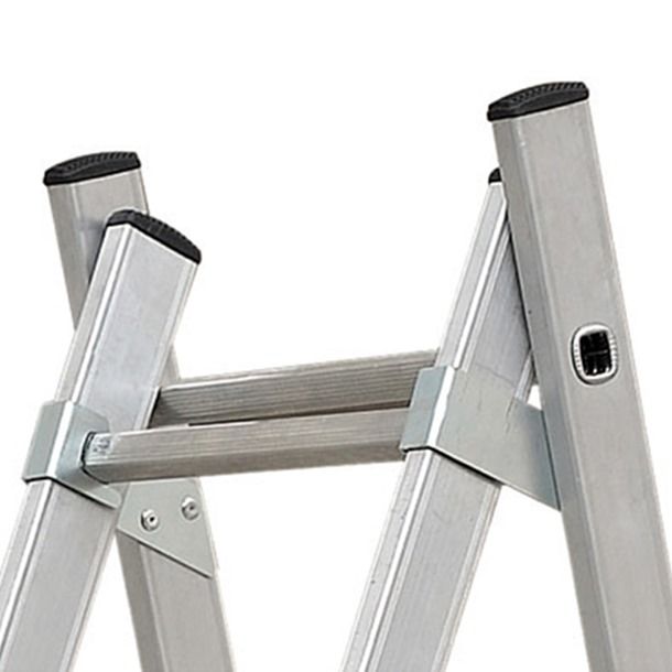 Hailo Double Section Combination Ladder