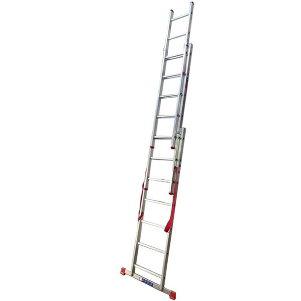 Domestic Triple Extension Ladder
