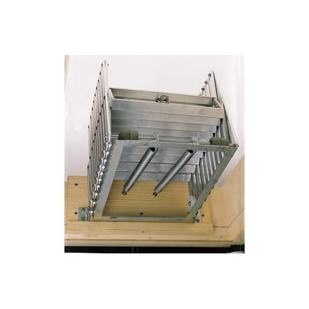 Dolle Allufix Concertina Loft Ladder