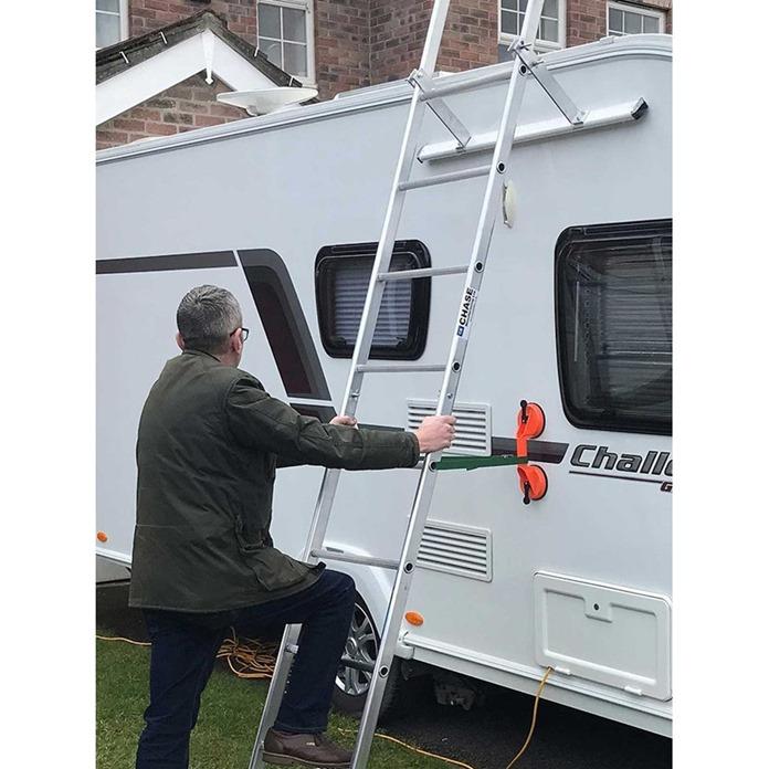 Caravan Cleaning Ladder