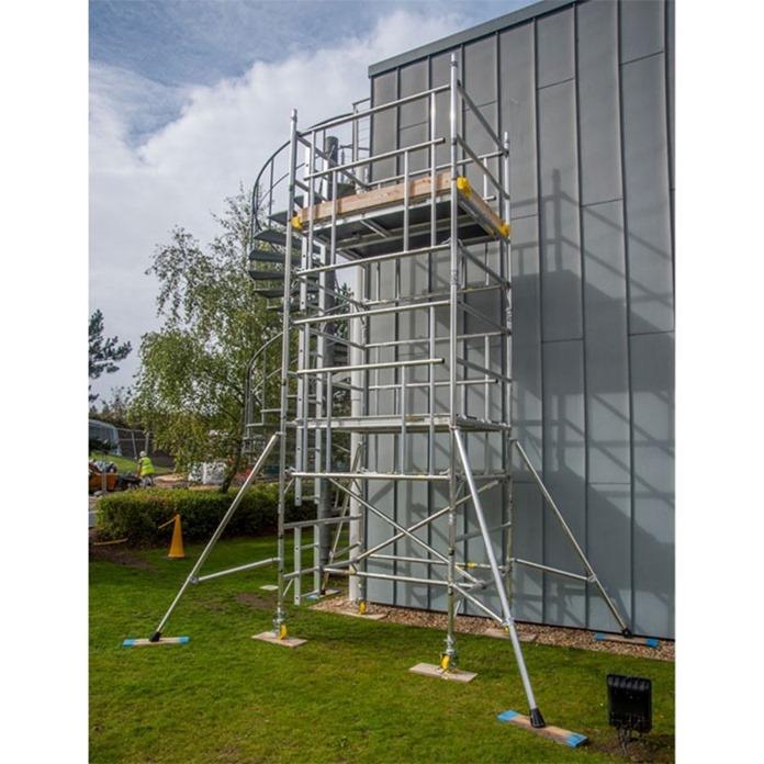 Boss AGR Single Width x 1.8m Scaffold Towers