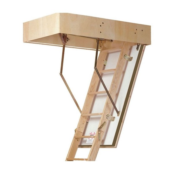 Dolle F30 Wooden Loft Ladder 1150 x 550mm