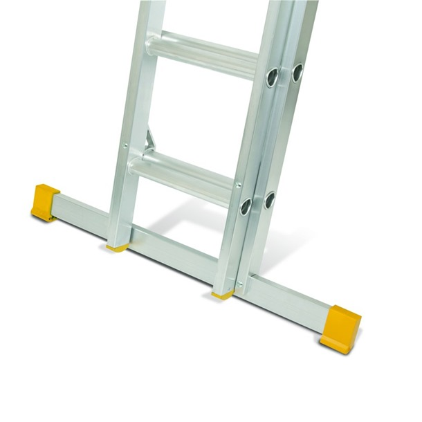LFI Super-Trade PLUS Double Extension Ladders