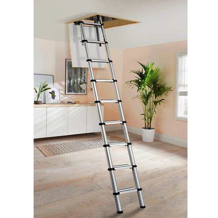Telescopic Loft Ladder 2.9m
