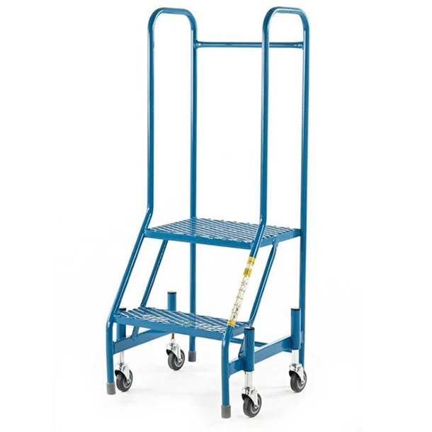 Fort Mobile Steps - Weight Reactive Castors