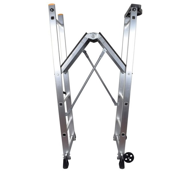 Folding Scaffold Platform Ladder