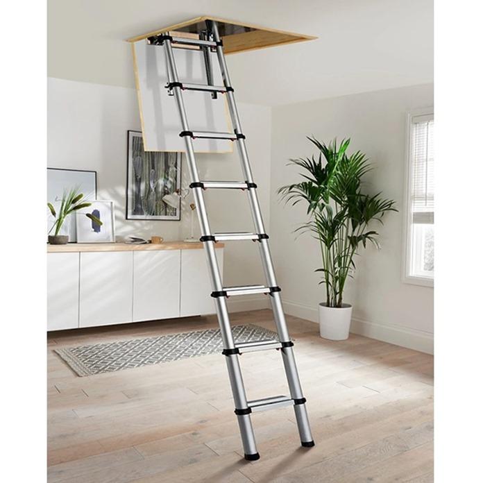 Telescopic Loft Ladder 2.6m