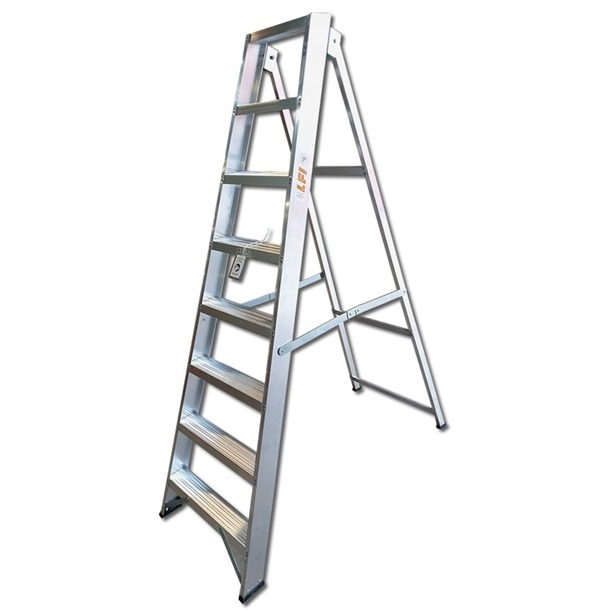 Professional Swingback Step Ladders
