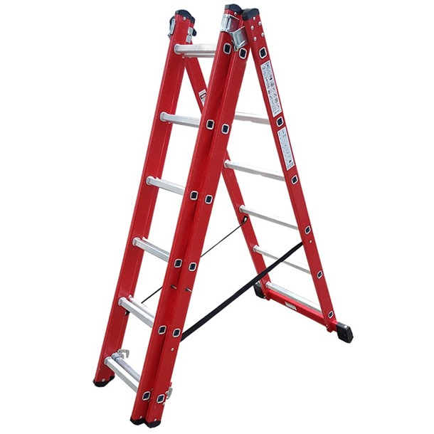Glass Fibre Combination Ladder
