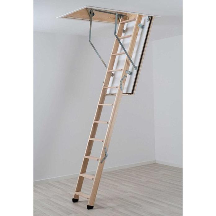 Dolle Fire Resistant Loft Ladder REI 45 (1150 x 550mm)