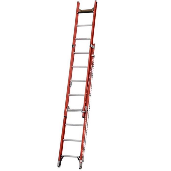 Werner Fibre Glass Utility Extension Ladder ALFLO