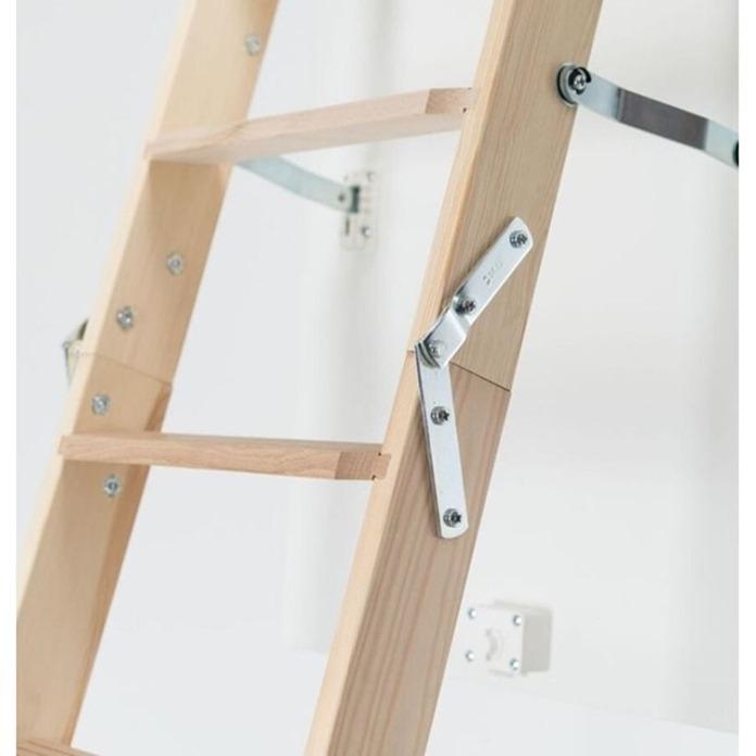 Dolle ClickFix 76 Loft Ladder (1150 x 550mm)