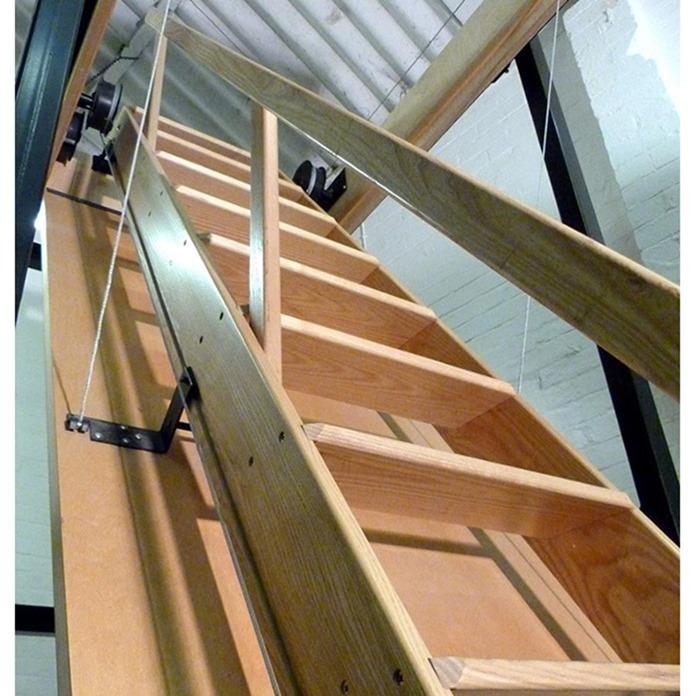 Wooden Handrail