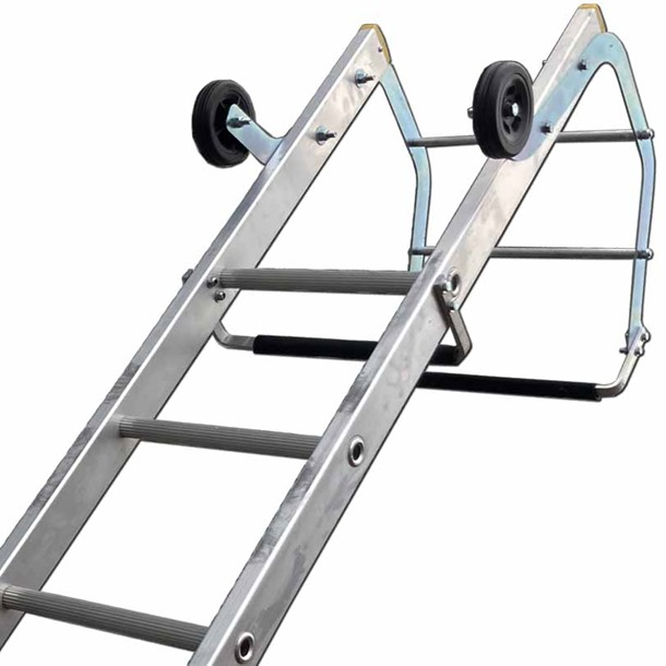 Super-Trade Single Section Roof Ladders