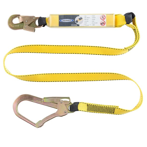 2m Fall Arrest Lanyard