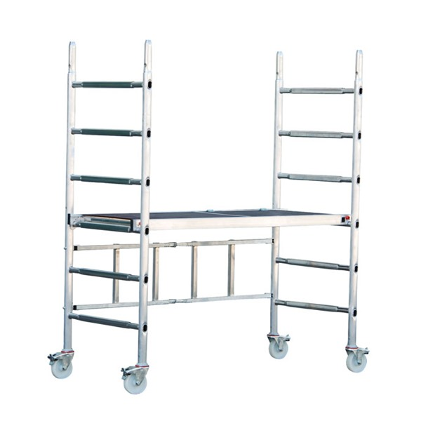 Hymer 70894 Folding Mobile Scaffold Tower