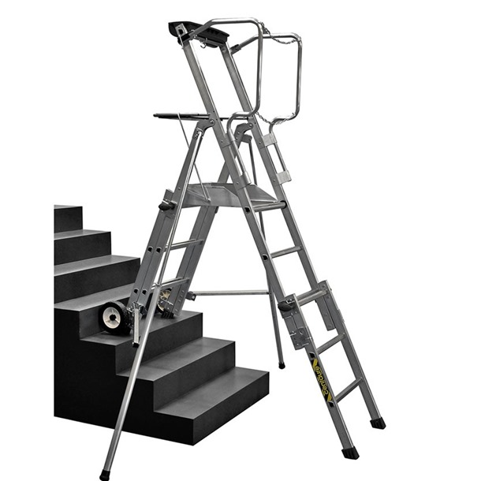 Telescopic Mobile Working Platforms