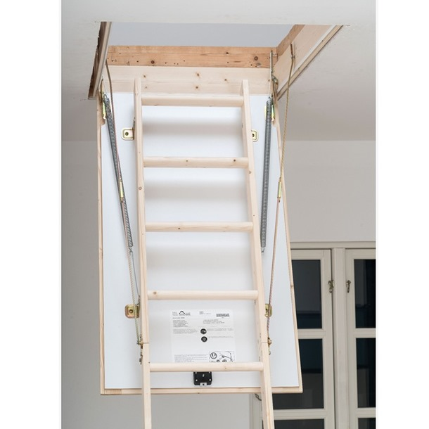 Dolle Hobby (1150 x 550) Wooden Loft Ladder