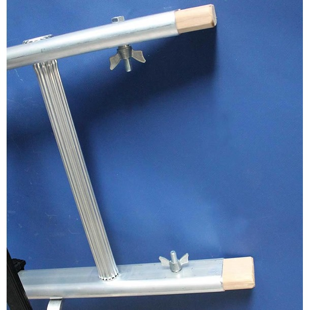 Heavy Duty Single Section Roof Ladders