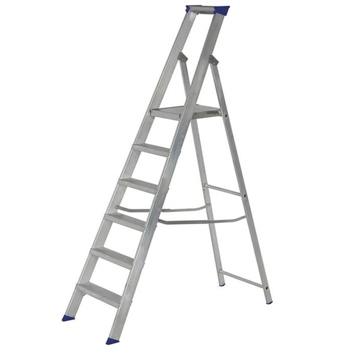 Werner Mastertrade Platform Step ladders