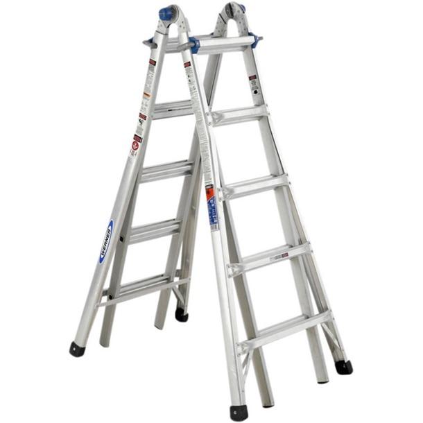 Werner Telescopic Ladder System