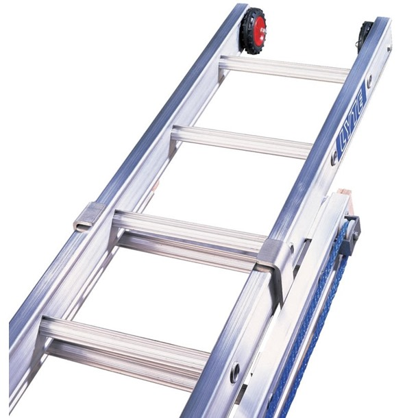 Triple Section Rope Operated Extension Ladders